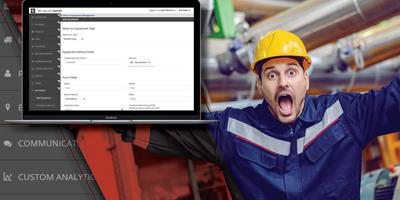 WSR equipment management software