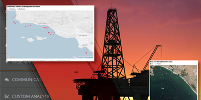 California's oil and gas